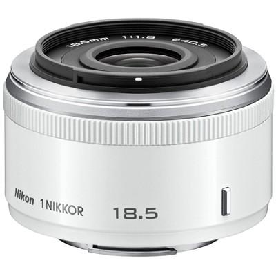 1 NIKKOR 18.5mm f/1.8 (White) (3324)