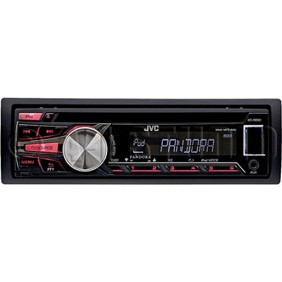 KDR650 Detachable Face In-Dash CD Receiver