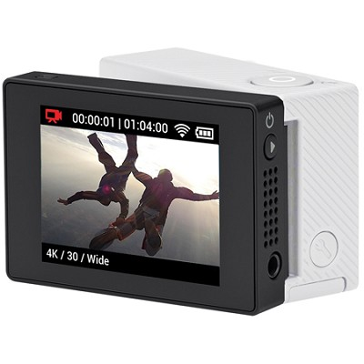 LCD Touch BacPac (Camera Not Included) For Hero 3 And Hero 4