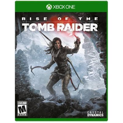 Rise Tomb Raider  Xbox One