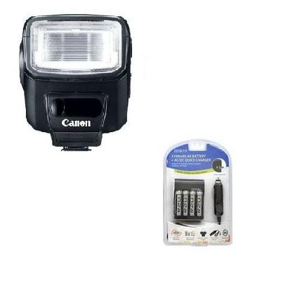 Speedlite 270EX II Flash for Canon SLR Cameras Super Savings Kit