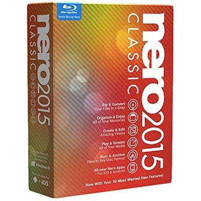 2015 Classic Multimedia Software - OPEN BOX