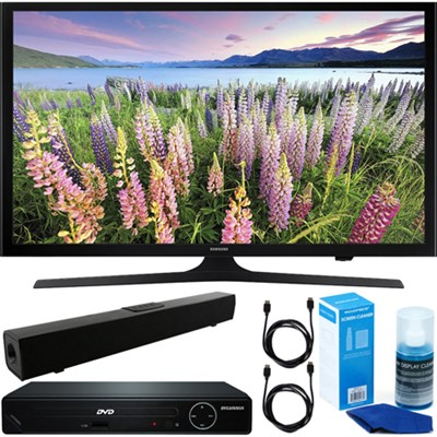 48` Full HD 1080p LED HDTV + HDMI DVD Player +Bluetooth Sound Bar