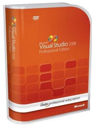 Visual Studio 2008 Professional Academic Edition