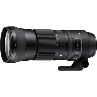 150-600mm F5-6.3 DG OS HSM Zoom Lens (Contemporary) for Sigma DSLR Cameras