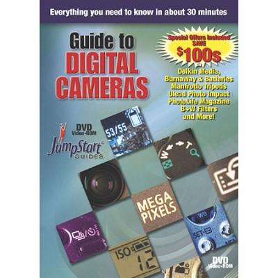 JumpStart Training Guide on DVD for Basic Digital Photography (30 min.)
