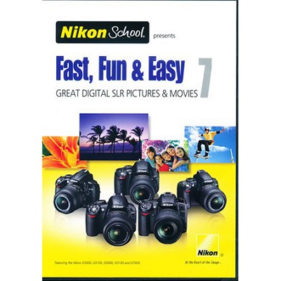 Nikon School Presents Fast Fun Easy D5100 DVD