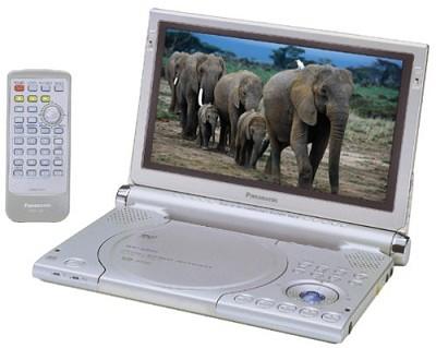 DVD-LA95 Portable DVD Player