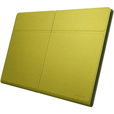 SGPCV4/G Green Stylish Casual Cover for Xperia Tablet S
