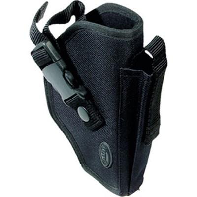 Deluxe Commando Belt Holster (Black) PVCH270B