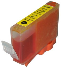 Yellow Ink Cartridge for Canon Photo Printers