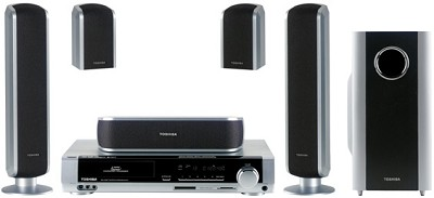 SD-C67HT - Home Theater System 600 Watts + 5 Disc DVD Player