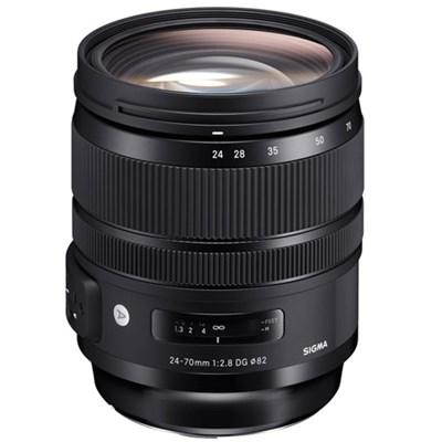 24-70mm F2.8 DG OS HSM Art Lens for Nikon Mount (576-955)