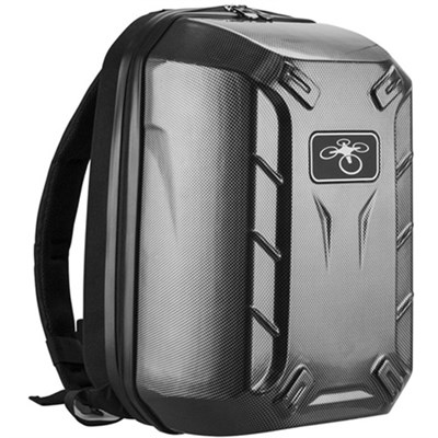 Carbon Fiber Design Hardshell Backpack for DJI Phantom 4 - XTHBPDJI4