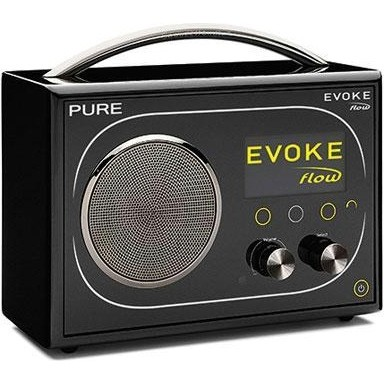 EVOKE Flow Portable Internet and FM Radio