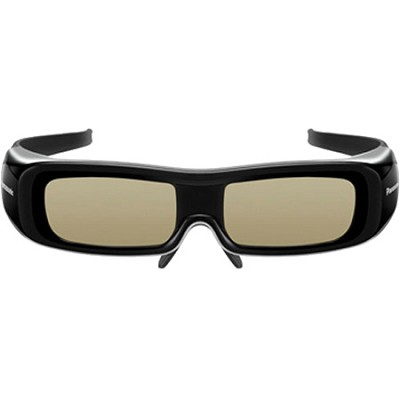 TY-EW3D2MU - 3D Active Shutter Eyewear Medium Fit (Black/Silver)