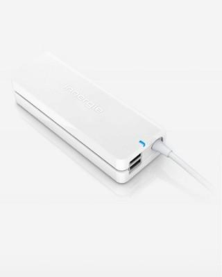 mCube Plus 95 Watt Universal AC Adapter with Dual USB