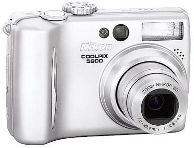 Coolpix 5900 Digital Camera