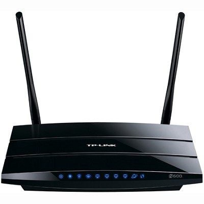 N600 Wireless Dual Band Gigabit Router - TL-WDR3600