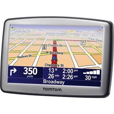 XL-330 4.3-Inch Widescreen Portable GPS Navigator