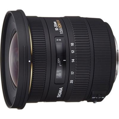 10-20mm F3.5 EX DC HSM Lens for Nikon AF