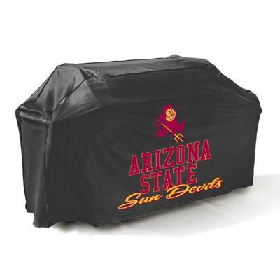 Arizona State Grill Cover in Black - 07744ASUGD