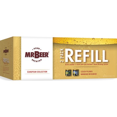 European 2-Beer Mix Combo Variety Pack