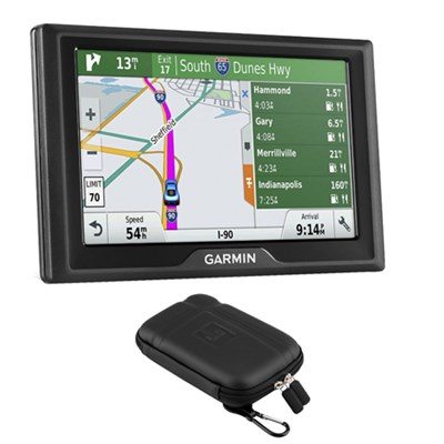 Drive 50LMT GPS Navigator (US and Canada) - 010-01532-06 with GPS Bundle