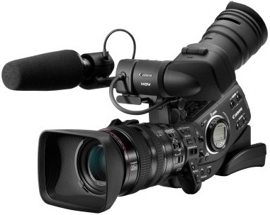XL H1 High-definition Camcorder
