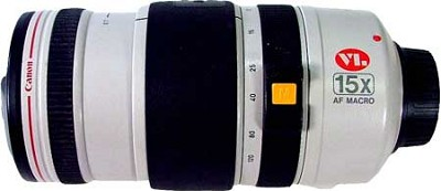 15X Zoom Lens CL8-120mm f/1.4-2.1 - BRAND NEW TORN BOX