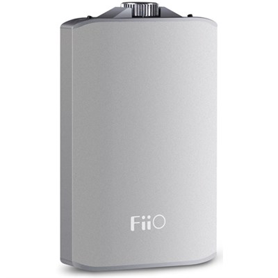 A3 Portable Headphone Amplifier (Silver)
