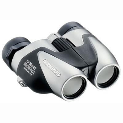 Tracker 10-30x25 Zoom PC I Binoculars