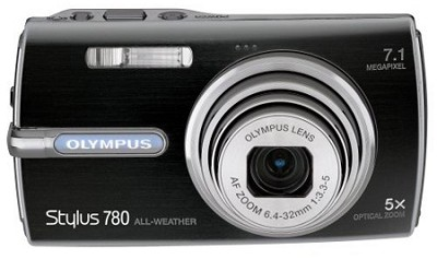 Stylus 780 7.1 Megapixel with 5x Optical Zoom (Black) - REFURBISHED