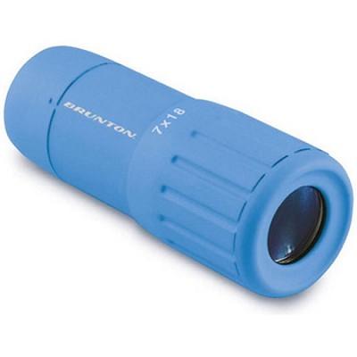 Echo Pocket Scope 7 X 18 (Blue) - F-ECHO7018-BL