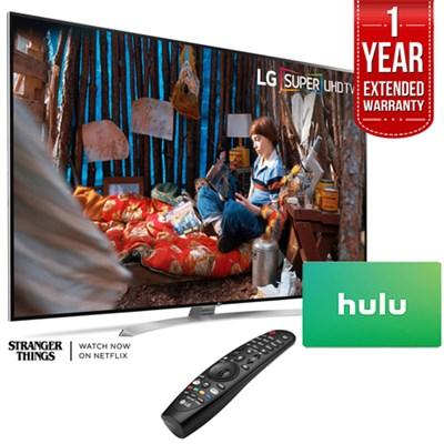SUPER UHD 86` 4K Smart HDR LED TV + $100 Netflix Card & 1 Year Warranty