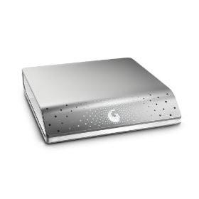 FreeAgent Desk 1 TB USB 2.0 External Hard Drive (Silver)