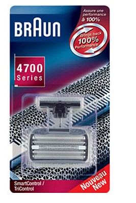 TriControl Combi Pack Shaver Refill 4700FC