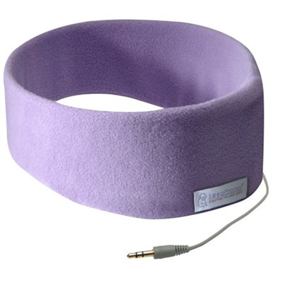 SleepPhones Classic Headphones - One Size Fits Most (Lavender) SC5LM
