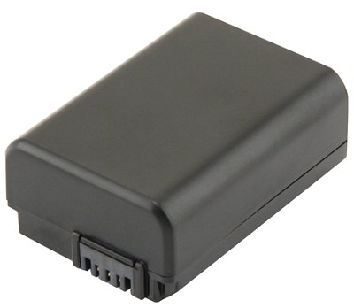 InfoLithium H Series NP-FW50 extra/spare battery for DSCHX1and Select Alpha SLRs