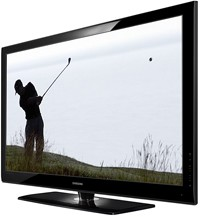 PN58A550 - 58` High Definition 1080p Plasma TV