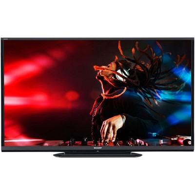 LC-70LE650U Aquos 70-Inch 1080p Built in Wifi 120Hz 1080p LED TV