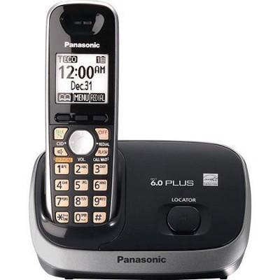 KX-TG6511B DECT 6.0 PLUS Expandable Digital Cordless Phone