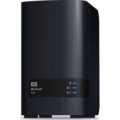 My Cloud EX2 6TB Personal Cloud Storage