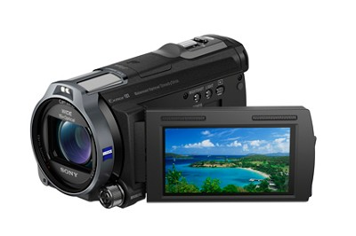 HDR-CX760V HD Camcorder 24.1 MP Stills 10x Optical Zoom with Geotagging