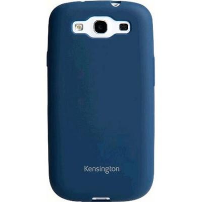 Soft Gel Case for Samsung Galaxy S III Blue