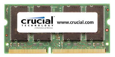 512MB 144-pin SODIMM SDR PC-133 Unbuffered Non-ECC