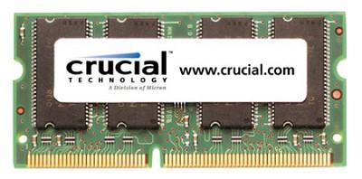 512MB 144-pin SODIMM SDR PC-133 Unbuffered Non-ECC