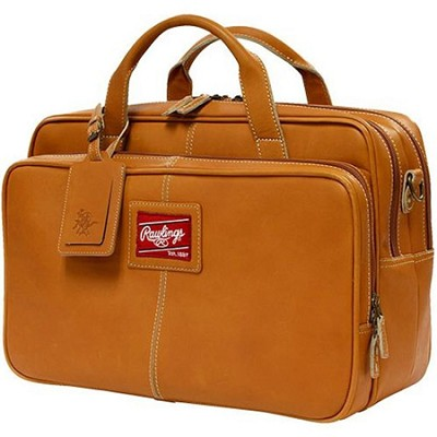 Heart of the Hide Leather Briefcase (Tan) - HOHBCT