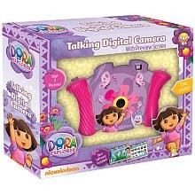 Dora the Explorer Digital Camera with Preview Screen