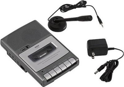 RP3503 Cassette Voice Recorder-Slim Shoebox design
